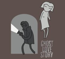 """Ghost Love Story"" film shirt by Martin Nixon"