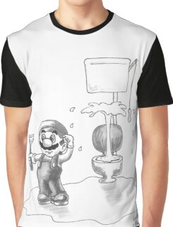 Plumber? Graphic T-Shirt