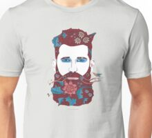 Ginger Green Man Unisex T-Shirt