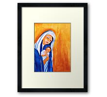 Miraculous baby Framed Print
