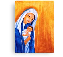 Miraculous baby Canvas Print