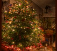 The Christmas Tree by Fraser Ross