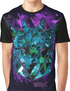 Decepticons Abstractness Graphic T-Shirt