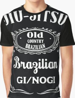 JIU-JITSU DANIELS Graphic T-Shirt