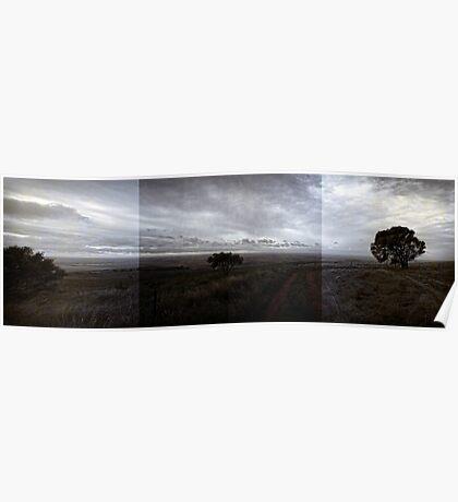 Desolation (A South Australia panorama ) Poster