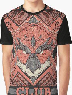 Hunting Club: Rathalos Graphic T-Shirt
