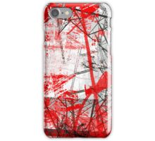 connection 21 iPhone Case/Skin
