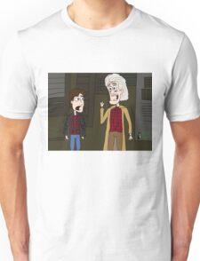 """BttF - Weds, October 21, 2015 ...""""*Size Adjusting - Fit*"""" Unisex T-Shirt"""