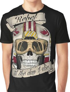 Rebel for Life Graphic T-Shirt