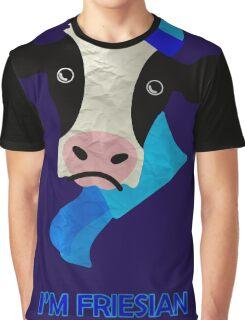 I'm Friesian Graphic T-Shirt