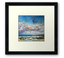 Uist Crofts Framed Print