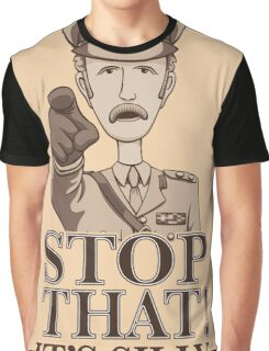 Stop That! Graphic T-Shirt