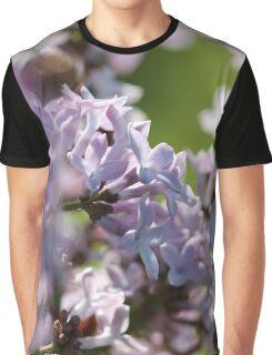 Common Purple Lilac Graphic T-Shirt