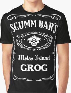 Scumm Bar's GROG Graphic T-Shirt