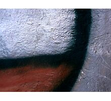 Off the Wall Photographic Print