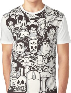 Point and Click Graphic T-Shirt