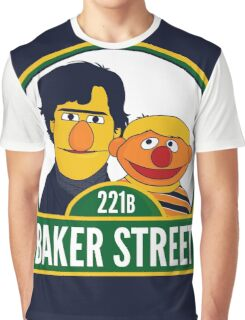 Baker Street Graphic T-Shirt