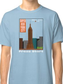 Super New York City Classic T-Shirt