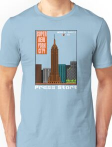 Super New York City T-Shirt