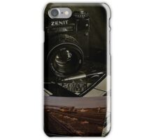 The Zenit iPhone Case/Skin