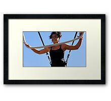 Aerial Photography Framed Print