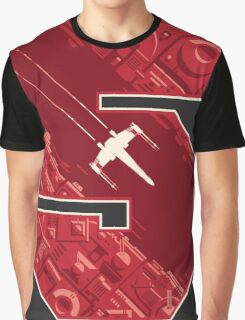 Red Five Graphic T-Shirt