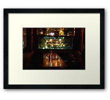 Village Pub Framed Print