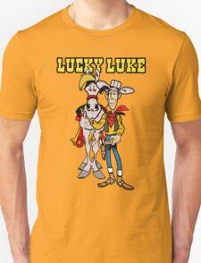 The Lucky Luke Unisex T-Shirt