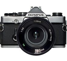 Olympus OM-1 by axemangraphics