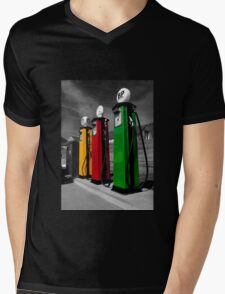 Fill me up...!! Mens V-Neck T-Shirt