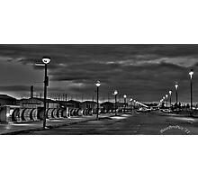 Harbor Walk Photographic Print