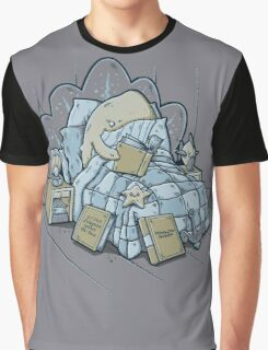 Late Night Readings Graphic T-Shirt