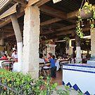 Restaurant of Playa Los Arcos - Breakfast/Desayuno by PtoVallartaMex