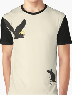 Bats Are Mice Angels Graphic T-Shirt