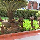 Froggy Musicians - Ranas Musicales, Puerto Vallarta, Mexico by PtoVallartaMex