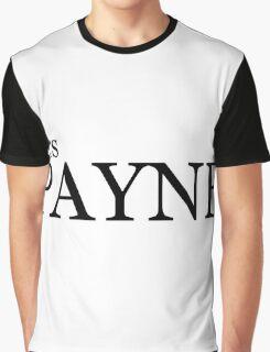 Mrs Payne Graphic T-Shirt