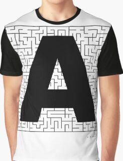 A-Maze-ing Graphic T-Shirt