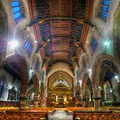 Leicester Cathedral - Nave 1.0 by Yhun Suarez