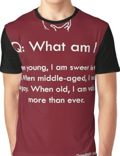 Riddle #9 Graphic T-Shirt