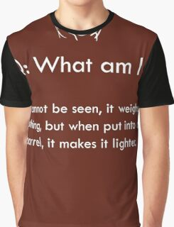 Riddle #10 Graphic T-Shirt