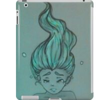 Float - Ink iPad Case/Skin