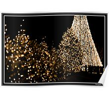 Christmas Lights - Lac Leamy Casino Poster