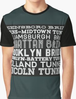 Bridge & Tunnel Graphic T-Shirt