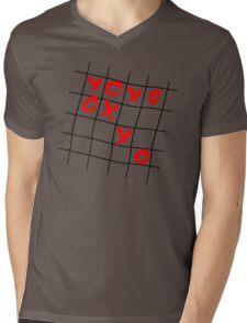 Love you Mens V-Neck T-Shirt
