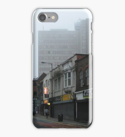 Birds fly, even in Walsall iPhone Case/Skin