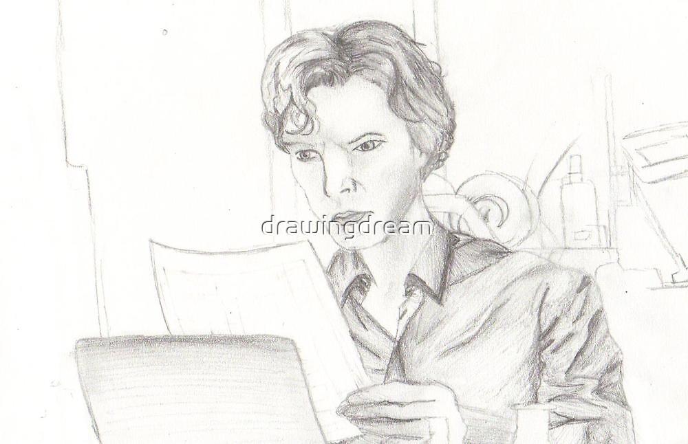 Sherlock by drawingdream