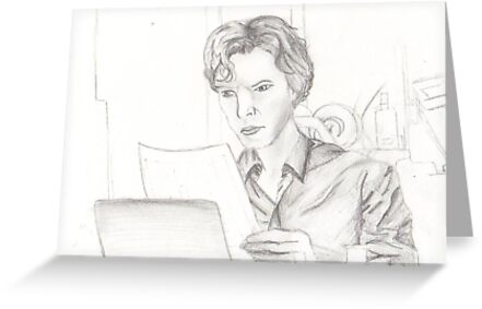 Sherlock by drawingdream