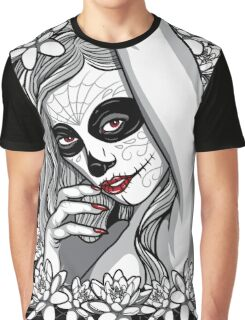 DAY OF DEAD GIRL Graphic T-Shirt