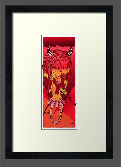 Devils Charm by Kabi Jedhagen