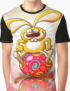 Proud Easter Bunny Graphic T-Shirt